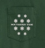SOUTHERN TIDE HOLIDAY READY L/S TEE