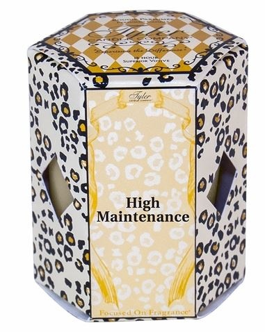 TYLER CANDLES tyler votive candle- high maintenance