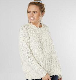 WHITE CROW weiser sweater
