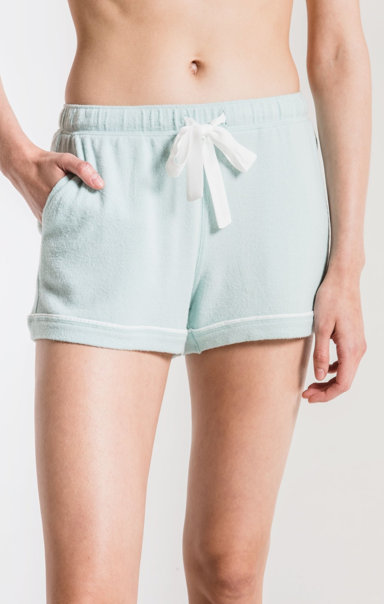 Z SUPPLY the luxe menswear pajama shorts