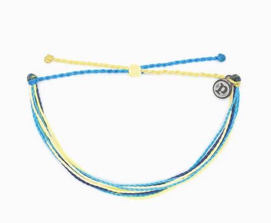 PURAVIDA charity bracelet- water