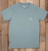 SOUTHERN MARSH Branding tee-sunset