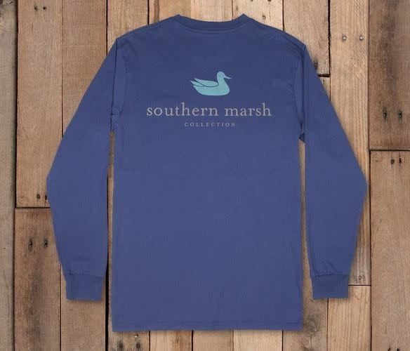 SOUTHERN MARSH Long sleeve authentic tee