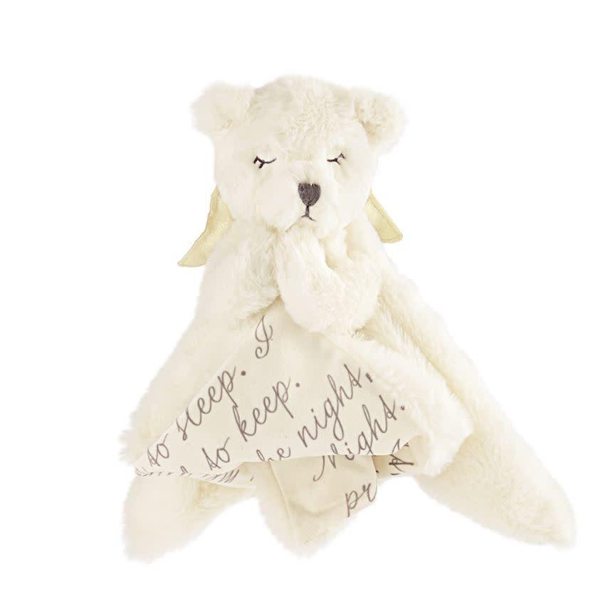MUD PIE prayer bear woobie