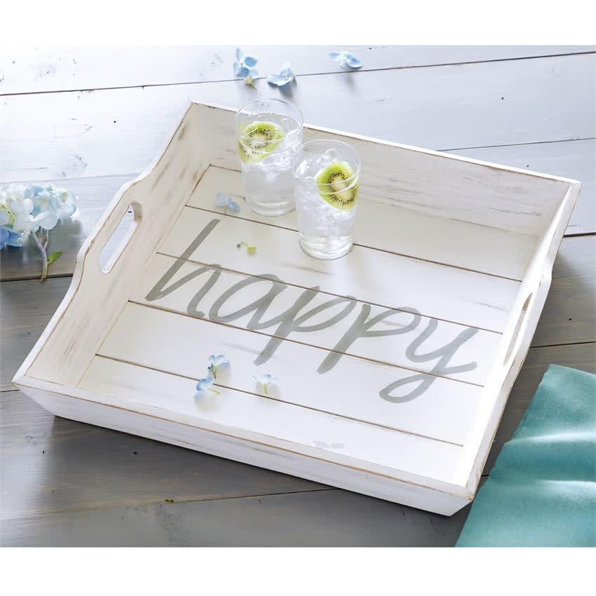 MUD PIE happy tray