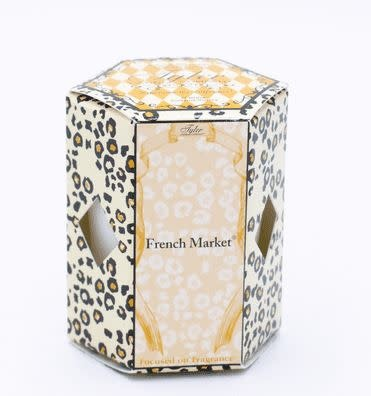 TYLER CANDLES TYLER VOTIVE CANDLE- FRENCH MARKET