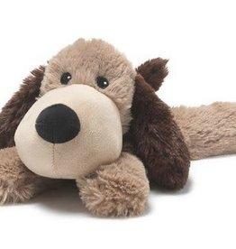 warmies BROWN DOG WARMIE
