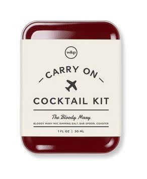 W&P Carry-0n Cocktail Kit- BLOODY MARY