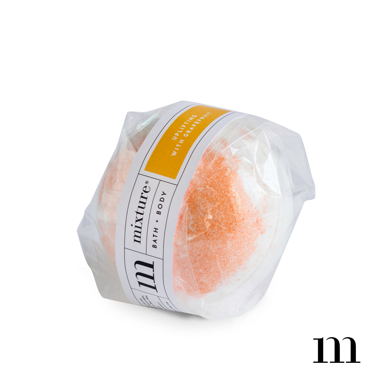 MIXTURE AROMATHERAPY BATH BOMB-UPLIFTING WITH GRAPEFRUIT