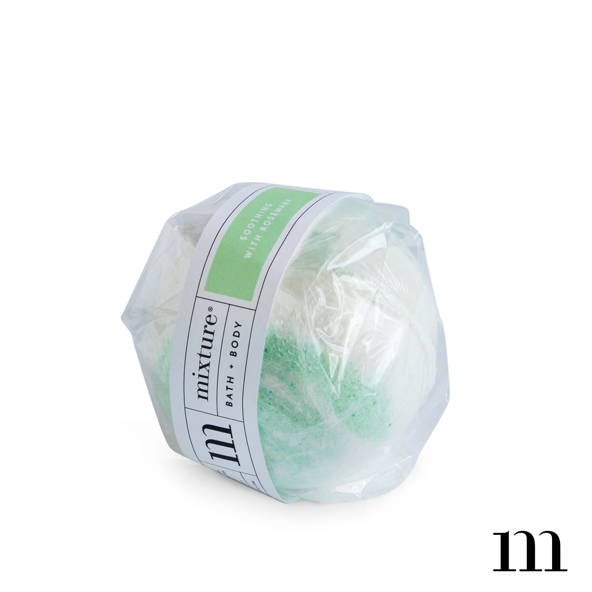 MIXTURE AROMATHERAPY BATH BOMB-SOOTHING WITH ROSEMARY