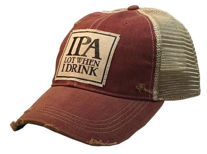 IPA LOT HAT