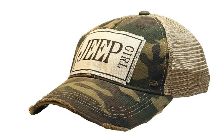 JEEP GIRL HAT