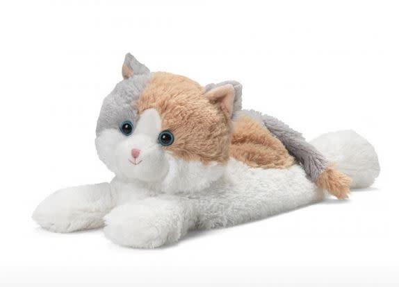 warmies CALICO CAT WARMIE