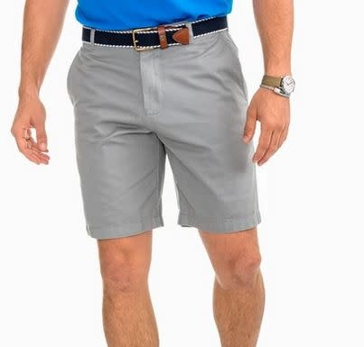"SOUTHERN TIDE MEN'S THE SKIPJACK SHORT 9"" INSEAM CLASSIC COLORS"