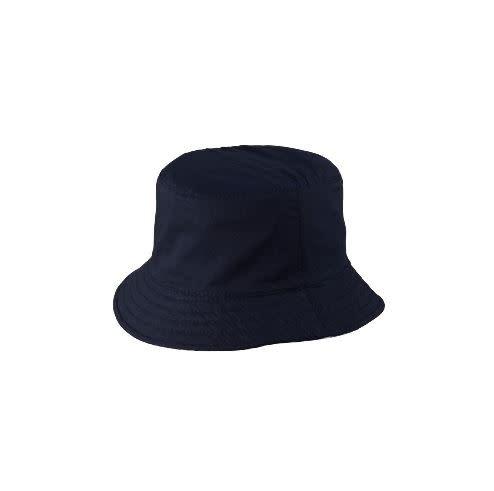 kooringal KARA REVERSIBLE BUCKET HAT- NAVY