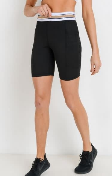 MONO B HARLEY BIKE SHORTS