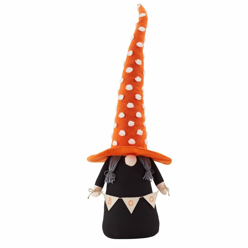 MUD PIE EXTRA LARGE GNOME WITCH