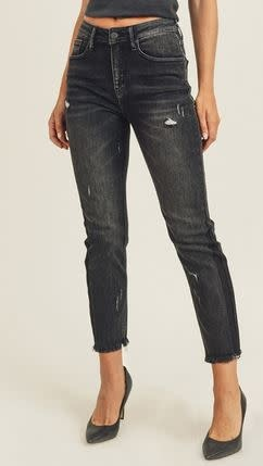 RISEN JEANS VINTAGE NYC JEANS
