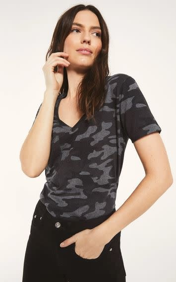 Z SUPPLY POCKET CAMO TEE