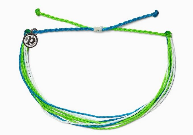 PURAVIDA BRIGHT ORIGINAL BRACELET- ELECTRIC WAVES
