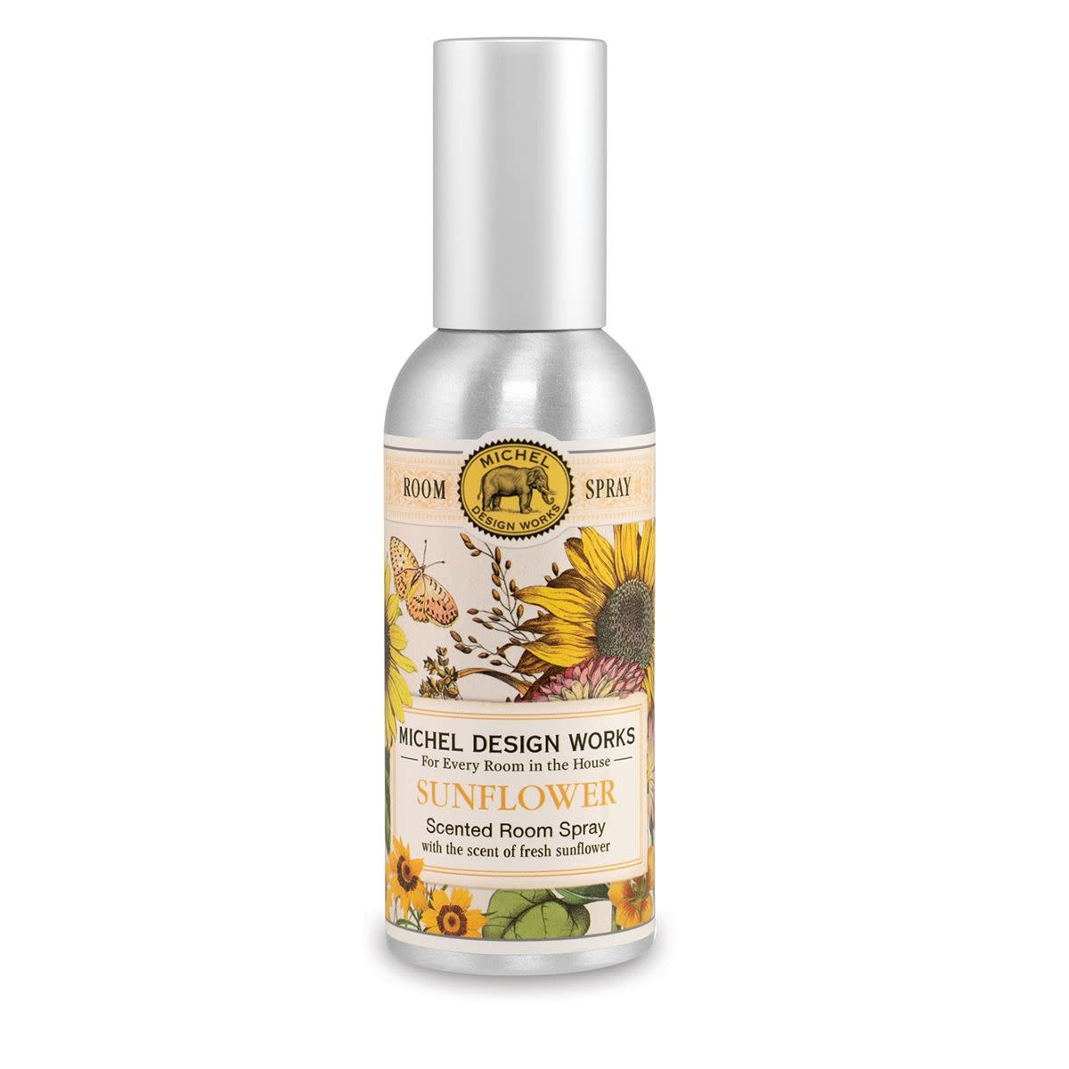 MICHEL DESIGN WORKS SUNFLOWER HOME FRAGRANCE SPRAY