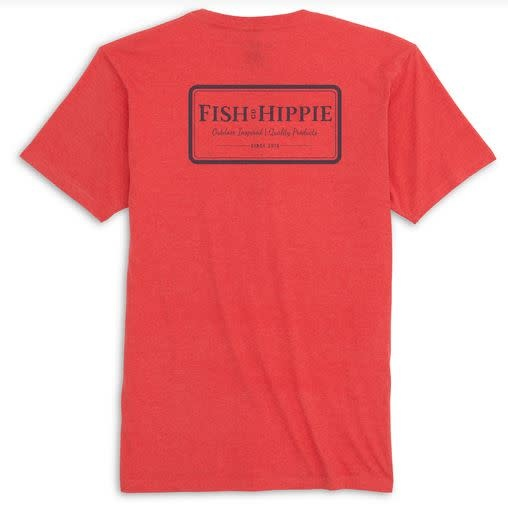 FISH HIPPIE BUFFER SHORT SLEEVE TEE