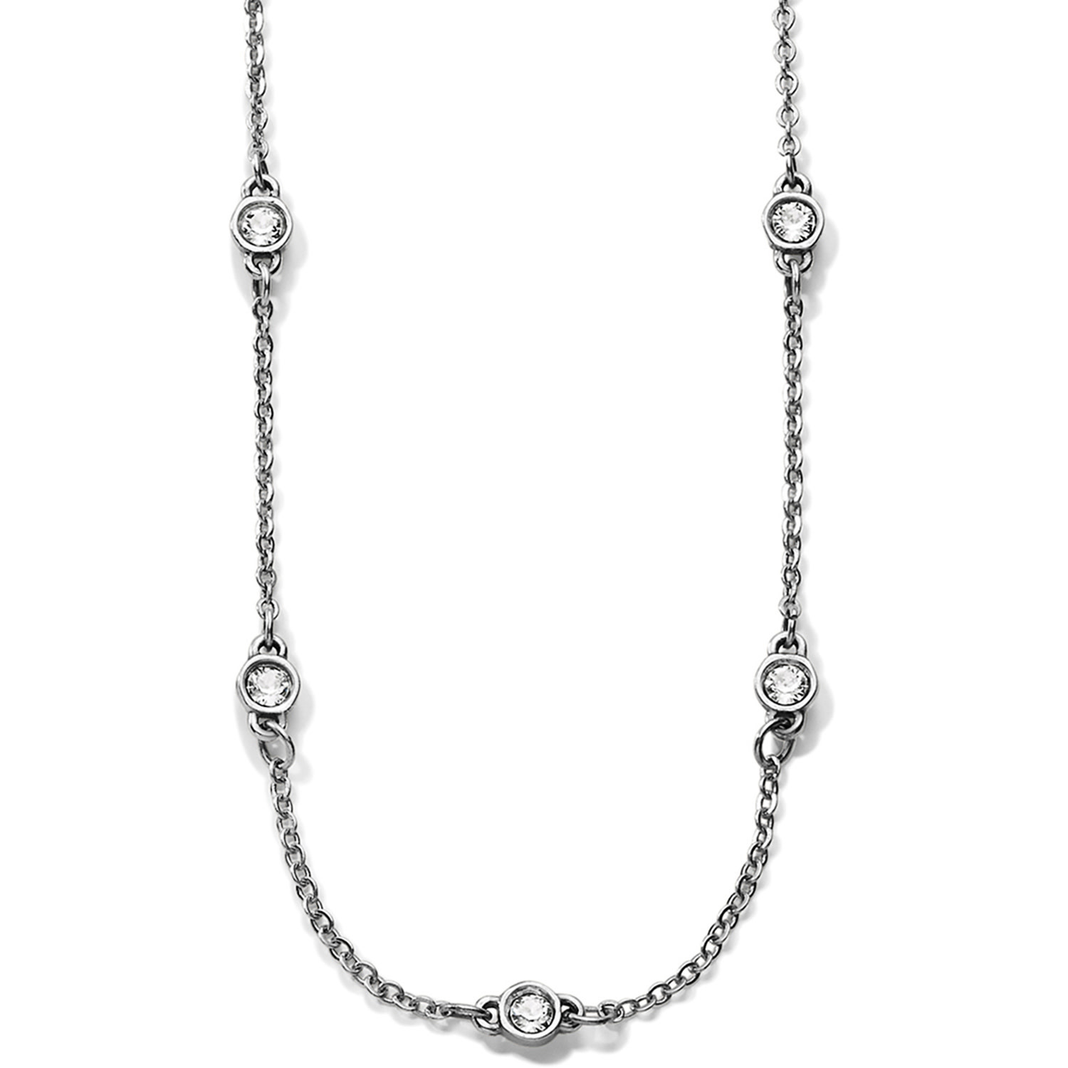 BRIGHTON ILLUMINA PETITE COLLAR NECKLACE