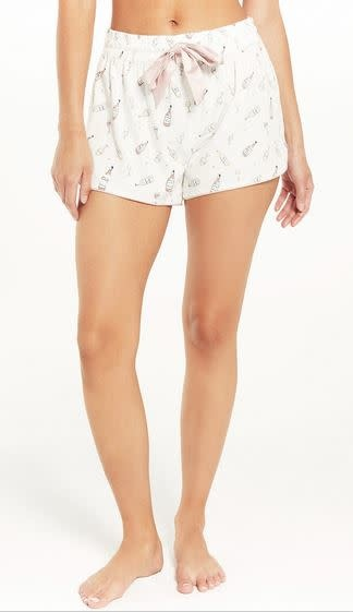 Z SUPPLY SWEET TALKER VINO SHORT
