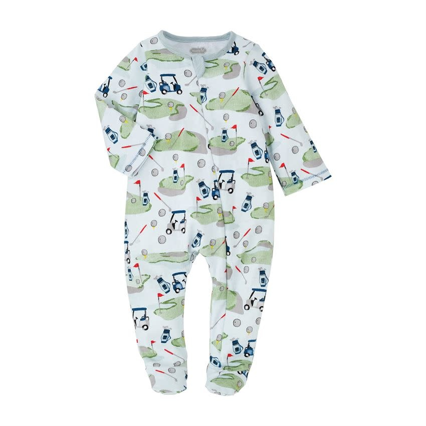 MUD PIE GOLF SLEEPER 3-6 MONTHS