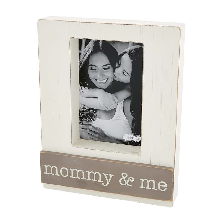 MUD PIE MOMMY & ME BLOCK FRAME