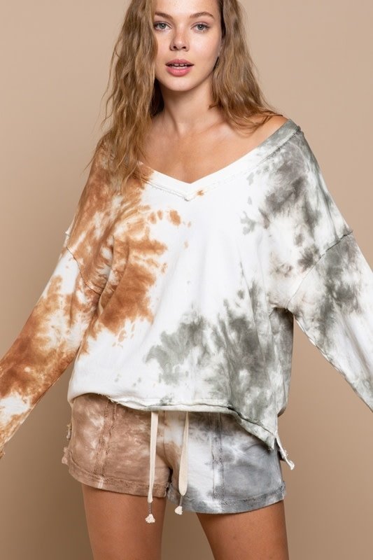 THE CINDY ULTIMATE LOUNGE PULLOVER