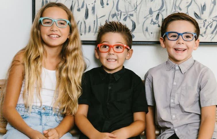 PEEPERS SIMPLY KIDS BLUE LIGHT GLASSES