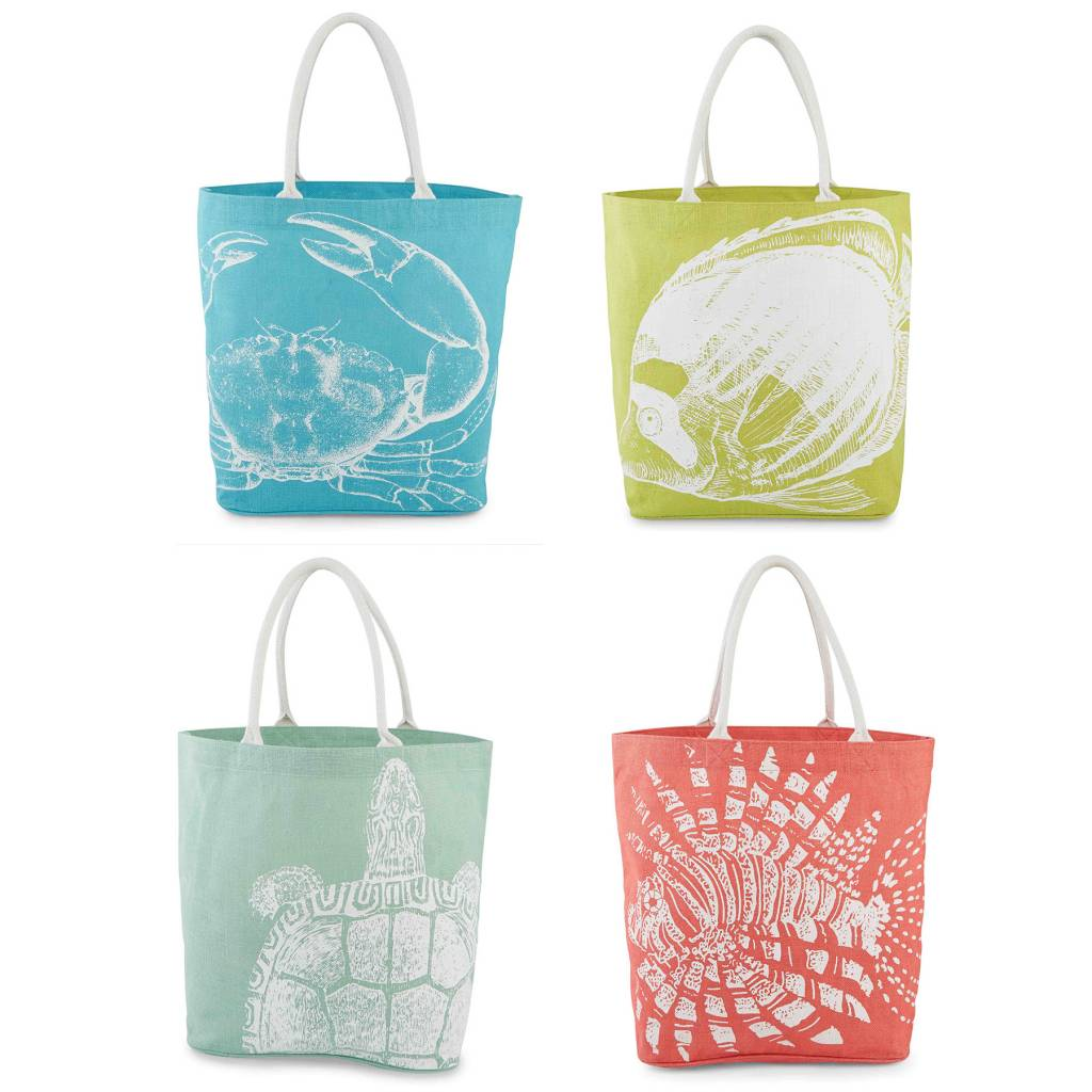 MUD PIE ATLANTIS TOTE BAG