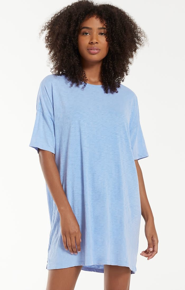 Z SUPPLY DELTA T-SHIRT DRESS