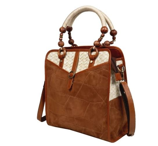 VAAN AND CO KATE TOP HANDLE BAG