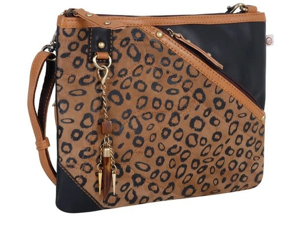 VAAN AND CO GREYSON CROSSBODY