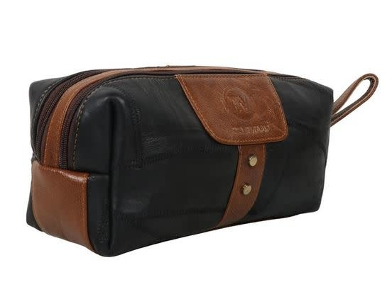 VAAN AND CO TOMMY DOPP KIT-BLACK