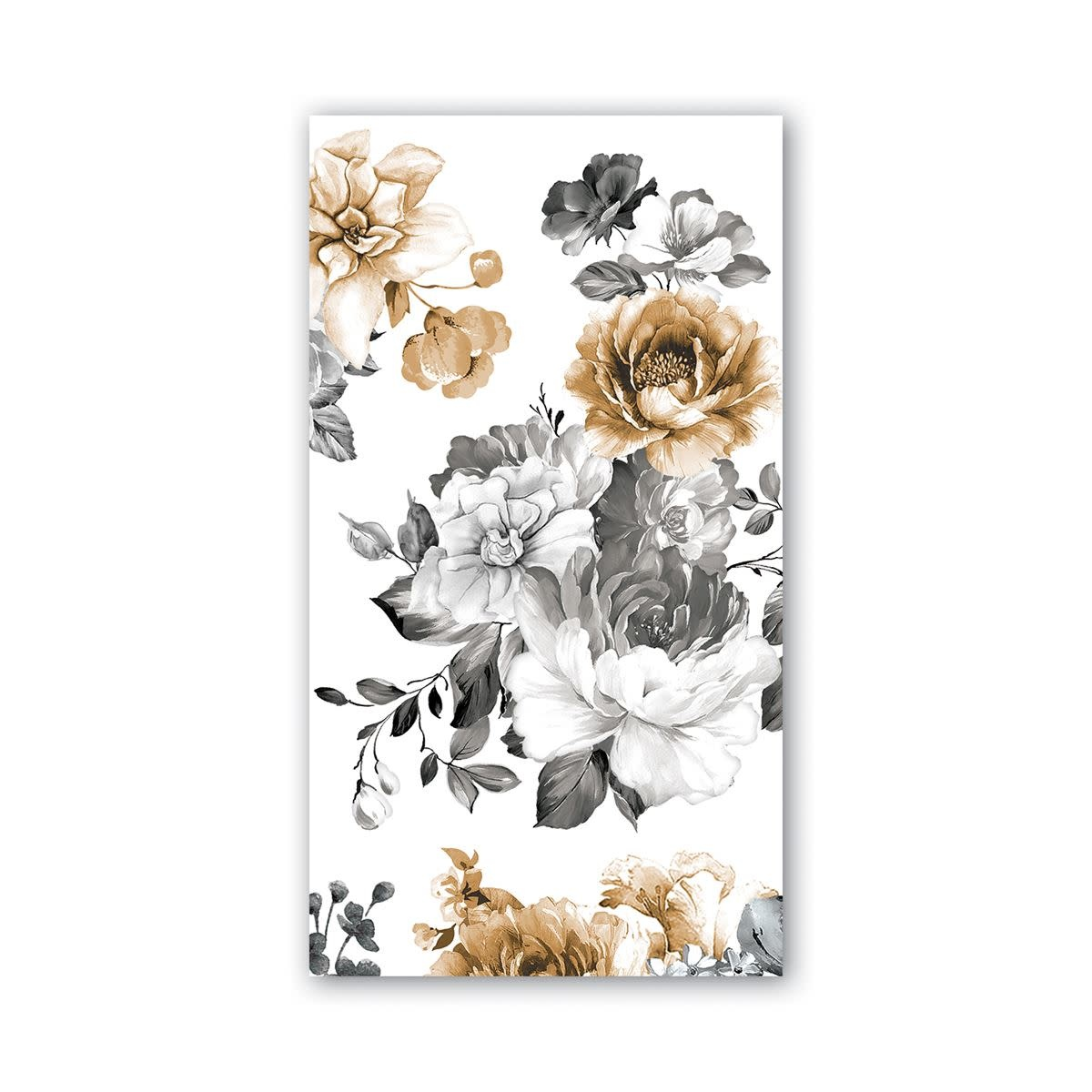 MICHEL DESIGN WORKS GARDENIA HOSTESS NAPKIN