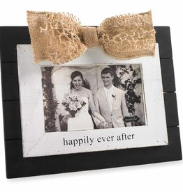 MUD PIE HAPPILY EVER AFTER FRAME