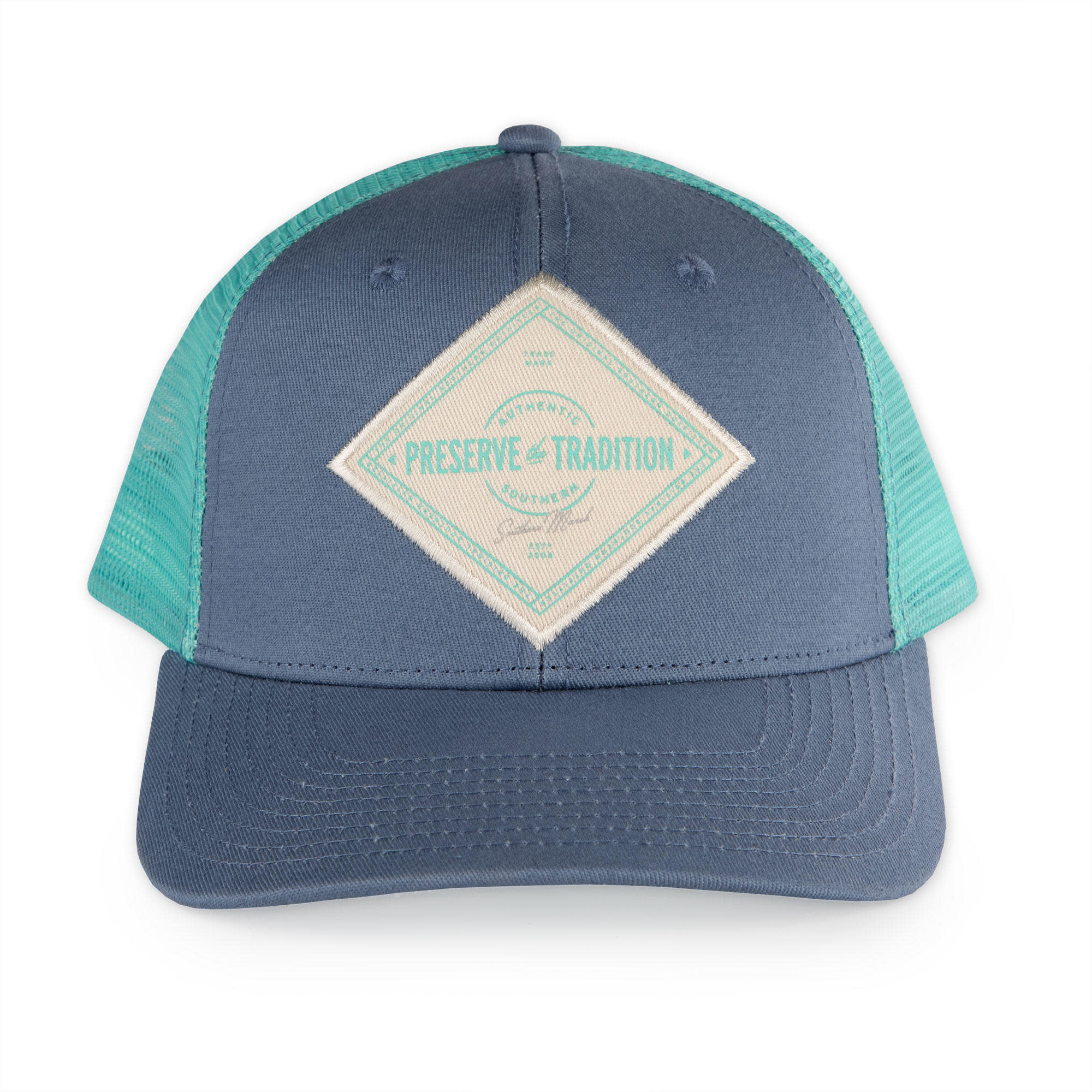 SOUTHERN MARSH TRUCKER HAT-SOUTHERN TRADITION-RETRO