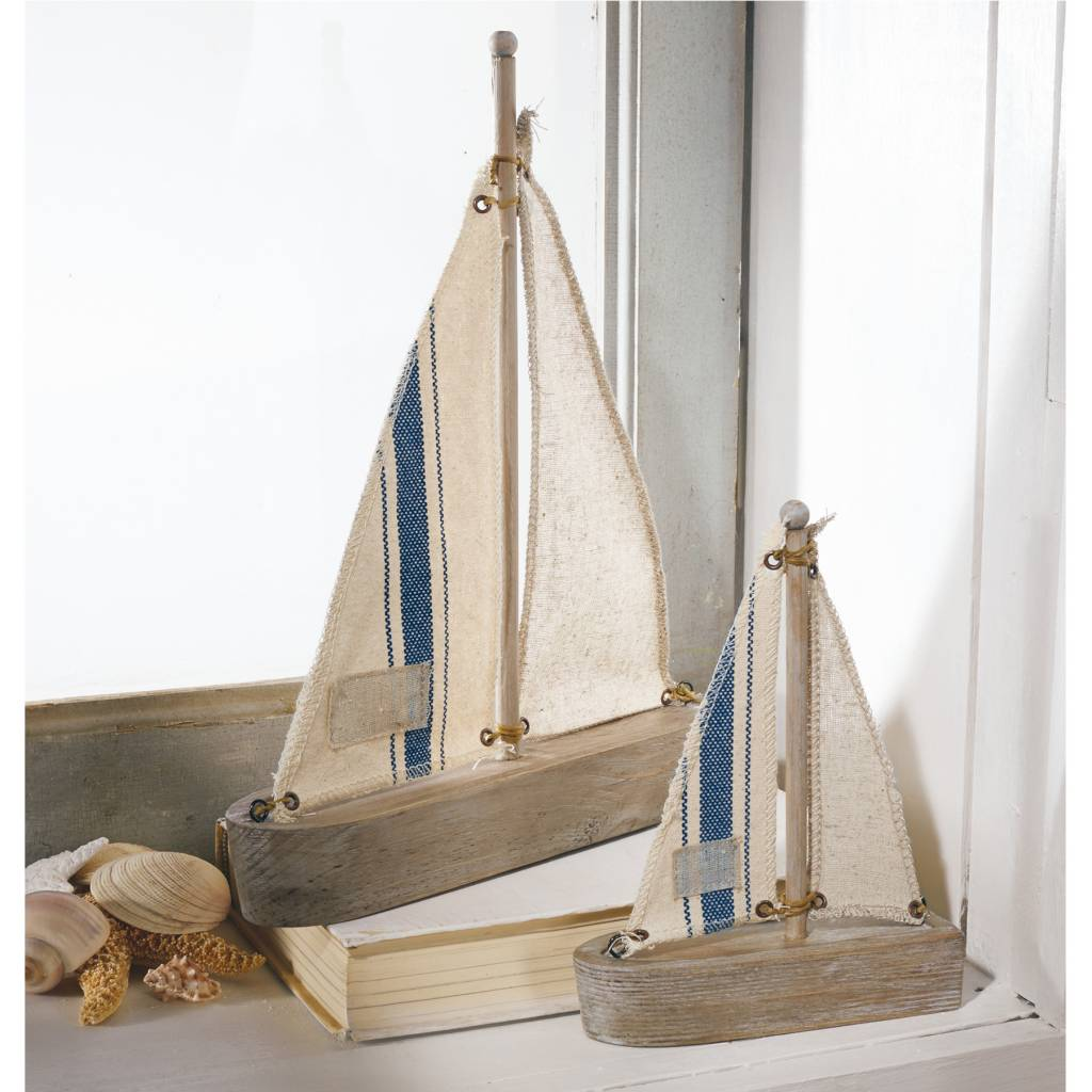 MUD PIE SAILBOAT SITTER