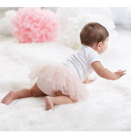 MUD PIE GLITTER TUTU BLOOMERS 0-12M