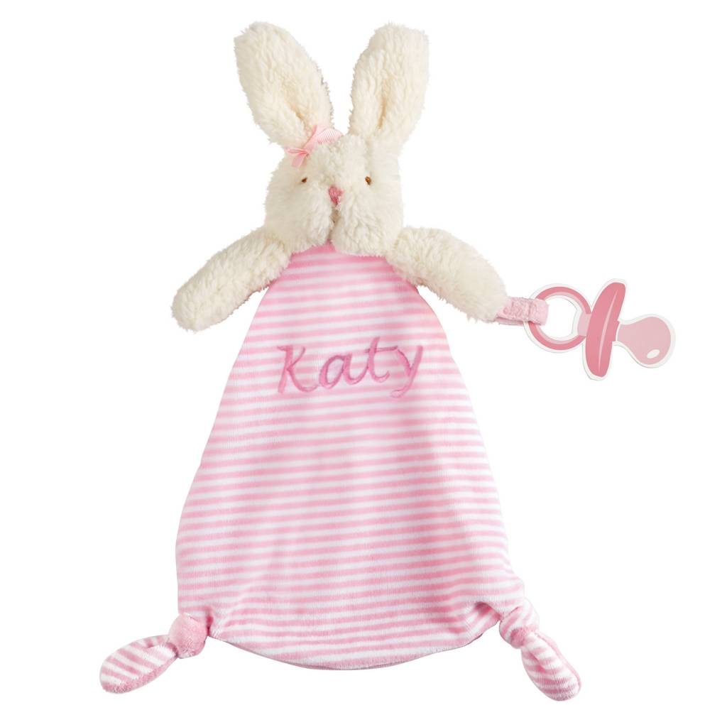 MUD PIE PINK PACY CUDDLER