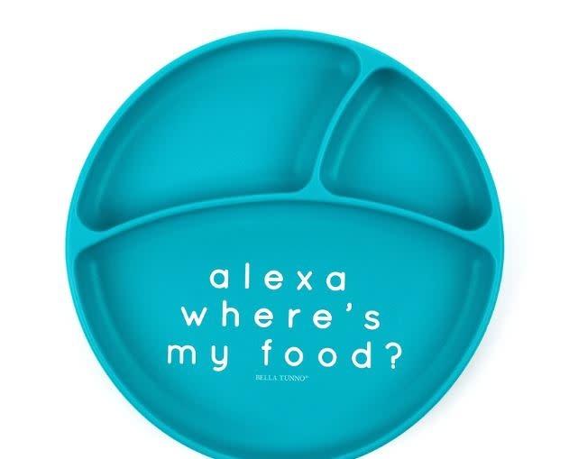 BELLA TUNNO wonder plate- alexa