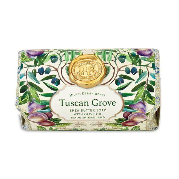 MICHEL DESIGN WORKS TUSCAN GROVE LG SOAP BAR