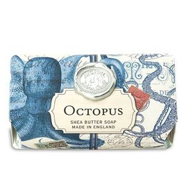 MICHEL DESIGN WORKS OCTOPUS LG SOAP BAR