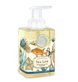 MICHEL DESIGN WORKS SEA LIFE FOAMING SOAP