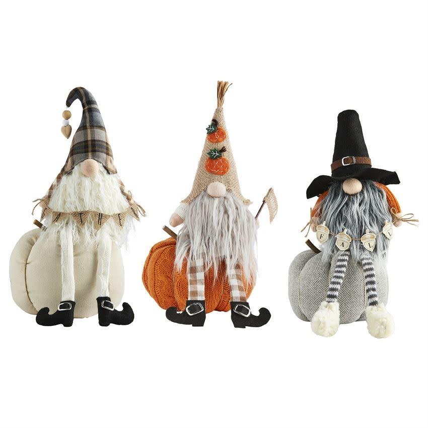MUD PIE Pumpkin Gnomes