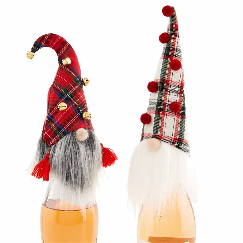 MUD PIE Gnome Bottle Covers