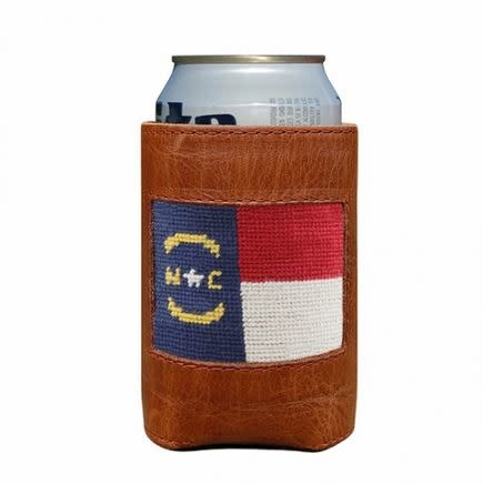 SMATHERS & BRANSON NORTH CAROLINA STATE FLAG CAN COOLER